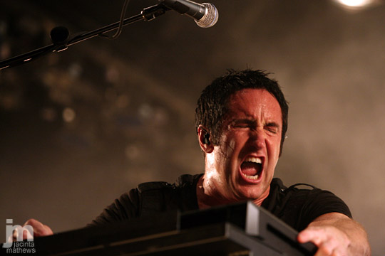 Nine Inch Nails at Soundwave 2009